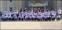 Hakkari'den 45 Öğrenci İl Dışına Uğurlandı