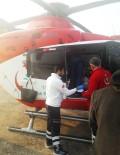 Hava Ambulansı 1 Günlük Bebek İçin Havalandı