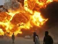 CAMİİ - Cami içinde patlama! En az 69 ölü