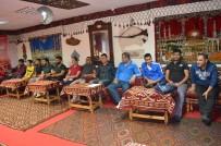 MUSTAFA AKGÜL - Kahta'da Okul Sporları Faaliyetleri Toplantısı Yapıldı