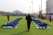 OSMANLISPOR - Karabükspor, Osmanlıspor Maçının Hazırlıklarını Tamamladı