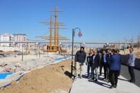 Karaman, 70 Bin Metrekarelik Sosyal Ve Yeşil Alana Kavuşuyor
