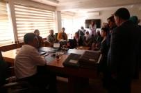 MEHMET NURİ ÇETİN - Kaymakam Çetin, Vatandaşlarla Bir Araya Geldi