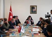 SERBEST BÖLGE - Kayseri OSB'de İl KÜSİ  Planlama Ve Geliştirme Kurulu Toplantısı Gerçekleştirildi