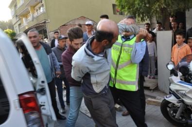 Kendilerini Uyaran Polisi Darp Etmeye Kalktılar