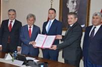 ORGANİZE SANAYİ BÖLGESİ - Kırıkkale'de Sanayi Ve Eğitim İşbirliği