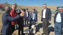 AHMET ARSLAN - Kömürlü Köyü Suya Kavuştu