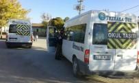 Kulu'da Jandarma Trafik Timlerinden Denetim