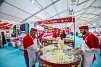 ÖZNUR ÇALIK - Malatya'da 'İl İl Yöresel Ürünler Fuarı' Açıldı
