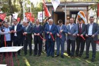 Manisa'da 3 Yeni Muhtarlık Binası Açıldı