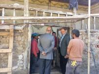 CENGIZ ERGÜN - Manisa'da 700 Yıllık Cami Restore Ediliyor