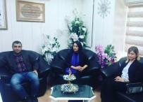 KALİFİYE ELEMAN - MHP'li Taşdoğan Bayan Kuaförlerin Sorunlarını Dinledi