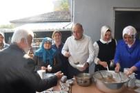 AHMET ŞAHIN - Milletvekili Gider, Karabiga'da  Vatandaşlara Aşure Dağıttı