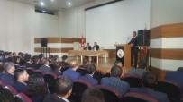 ÖĞRETMENEVI - Milli Eğitim Müdürü İlci Malazgirt'te