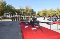 AZİZ YILDIRIM - Muş'ta Güvenlik Korucuları Yemin Etti