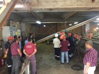 ÇAYKUR - OFTSO Tarafından Makine Bakımcı Mesleki Yeterlilik Belgeleri Adaylara Teslim Edildi