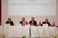 İSTİŞARE TOPLANTISI - OSBÜK Başkanı Kütükcü Açıklaması 'Doğu Anadolu'yu OSB'ler Kalkındıracak'
