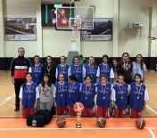 BASKETBOL TAKIMI - Özel Sanko Okullları Kız Basketbol Takımı İl İkincisi Oldu