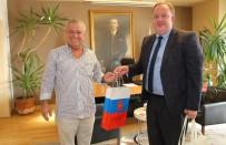 Rusya Antalya Başkonsolosu Bodrum Belediyesi'ni Ziyaret Etti