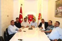 KAMU GÖREVİ - Şanlıurfa'da Yerel Gazeteler Platformu Kuruldu