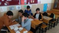 OKUL MÜDÜRÜ - Seydi Resul İmam Hatip Ortaokulunda 'Dinkart' Oyunu