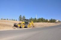 Siirt Belediyesi, Şeyh Musa Mezarlığı Duvar Genişletme Çalışmalarına Başladı