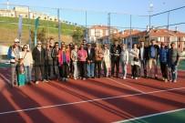 TENİS TURNUVASI - Tenis Turnuvası'nda Şampiyonlar Belli Oldu