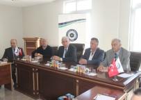 Türk Ve Suriyeli İş Adamları Kilis'te Bir Araya Geldi