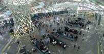 ADNAN MENDERES HAVALİMANI - Türkiye'nin Çevre Dostu Sertifikalı İlk Terminal Binası