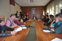 Uşak'ta 'Güvenli Okullar, Sağlıklı Nesiller Yetiştirilmesi' Programı
