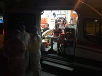 ORGANİZE SANAYİ BÖLGESİ - Yaralanan Fabrika İşçilerinin Durumu İyiye Gidiyor