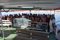 KARAKAYA - Yetim Çocukların Tekne Keyfi