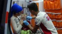 TİCARİ ARAÇ - 2 Yaşındaki Bebeğin Hayatını Bebek Koltuğu Kurtardı