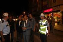 ALKOLLÜ SÜRÜCÜ - Adana'da Motosikletlere Trafik Denetimi