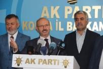 AK Parti Genel Başkan Yardımcısı Ahmet Sorgun Açıklaması
