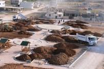 OKSIJEN - Akçakale'de Yeşil Alan Seferberliği