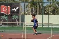 MASA TENİSİ - Akdeniz Belediyesi'nin Spor Kurslarına Yoğun İlgi