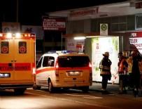 Almanya'da bıçaklı saldırgan dehşet saçtı