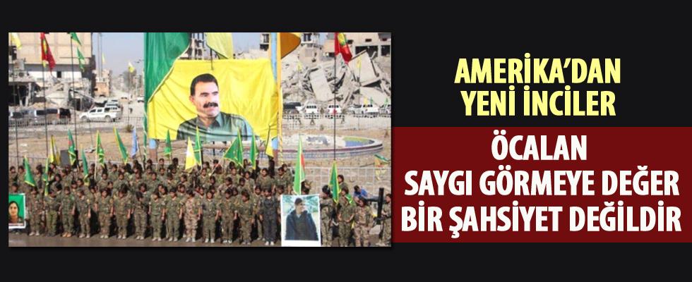 Amerika'dan Abdullah Öcalan açıklaması