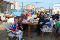 HALK EĞİTİM - Atakum Belediyespor Kahvaltıda Buluştu