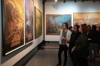 Ayan'ın 'Bursa Retrospektifi' Sergisi Kapılarını Açtı