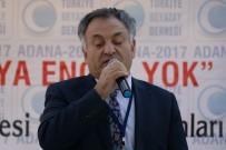 BEYAZ AY DERNEĞI - Ayva Açıklaması '60 Bin Engelli Memur Var'
