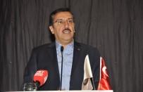 ÇAĞA - Bakan Tüfenkçi Açıklaması 'Türkiye Ekonomisi Oyuna Gelmedi'