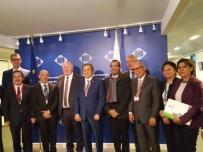 AVRUPA PARLAMENTOSU - Başkan Eşkinat Brüksel'de Yerel Yöneticilere Konferans Verdi