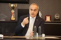 YASTIK ALTI - Başkan Kösemusul Açıklaması 'Altın Tahvili'ne Sakarya İş Dünyası İlgi Gösterecektir'