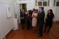 GÖRSEL İLETIŞIM - Bolu'da, Dijital İllüstrasyon Sergisi Açıldı