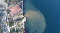 İSTANBUL BOĞAZI - Çamura Bulanan İstanbul Boğazı Havadan Görüntülendi