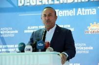 İKINCI DÜNYA SAVAŞı - Çavuşoğlu'ndan Avrupa Birliği Ve Almanya'ya Sert Gönderme Açıklaması ' Türkiye'den Bir Sonuç Alamazsın'