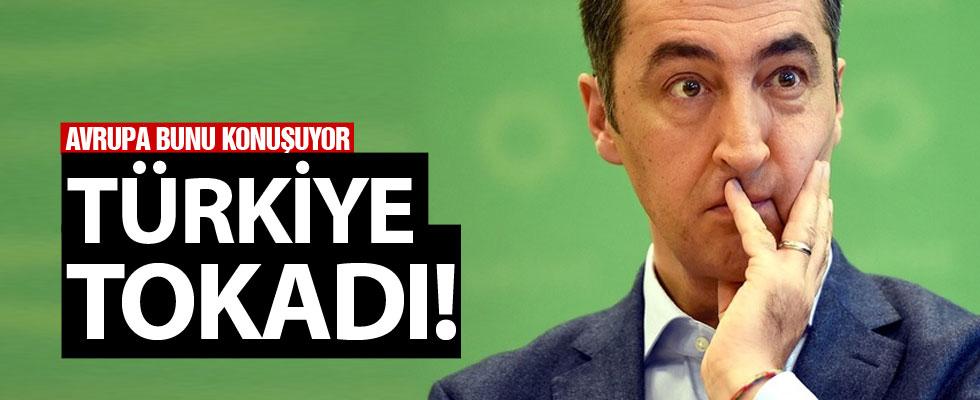 Cem'e 'Türkiye' tokatı! Şoke oldu