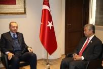 MALEZYA - Cumhurbaşkanı Erdoğan, Malezya Başbakan Yardımcısı'nı Kabul Etti